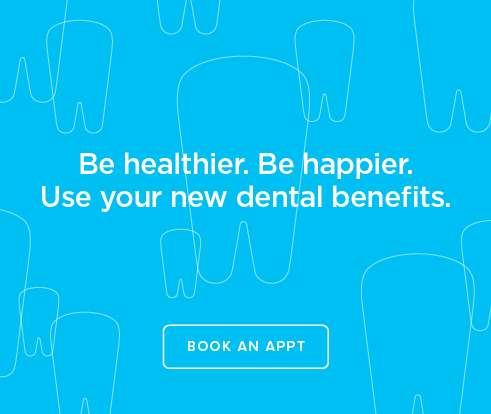 Be Heathier, Be Happier. Use your new dental benefits. - Harmony Smiles Dentistry
